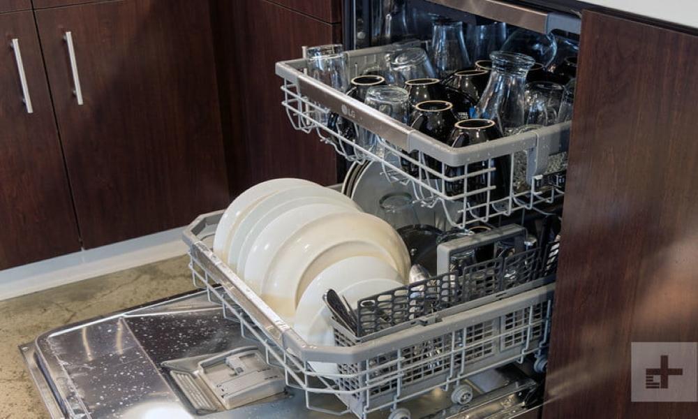 ماشین ظرفشویی LG QuadWash مدل LDP6797St