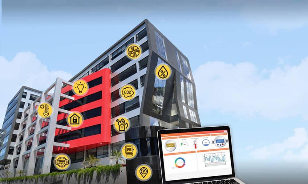 اینترنت اشیا و هوشمندسازی ساختمان