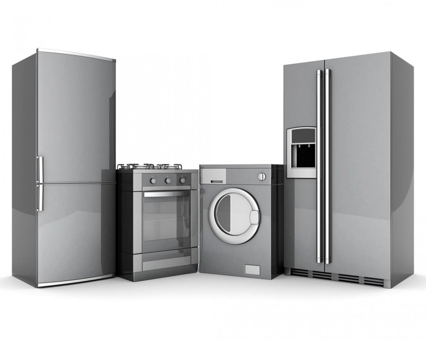 ماشین لباسشویی و یخچال
