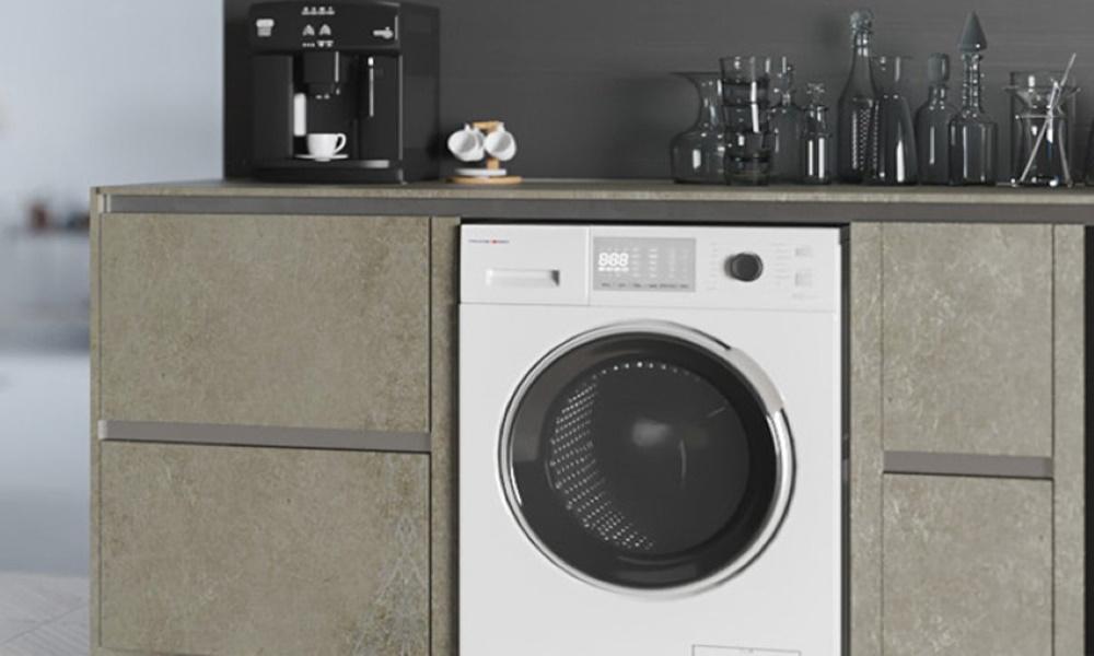 تصویر ماشین لباسشویی پاکشوما