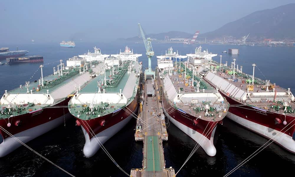 کشتی سازی سامسونگ