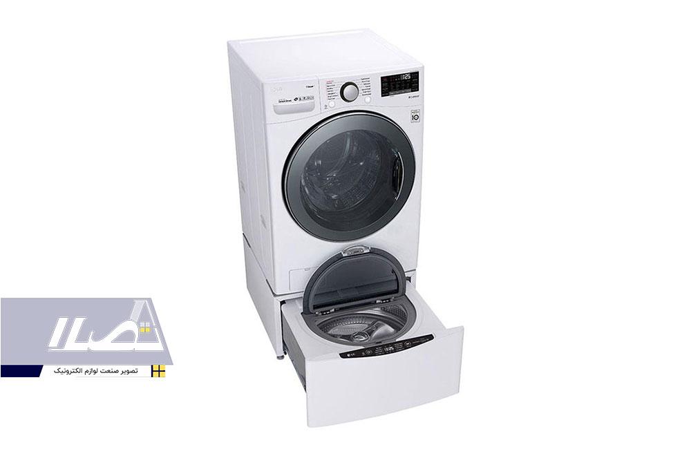ماشین لباسشویی درب از جلوی مدل WM3900HVA