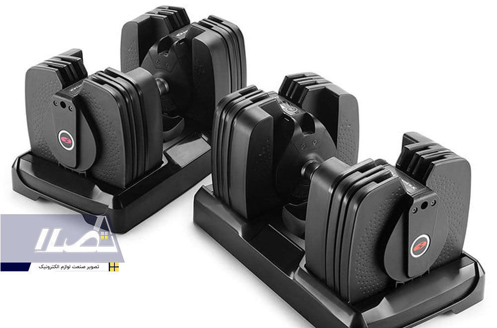 دمبلهای هوشمند Bowflex SelectTech 560