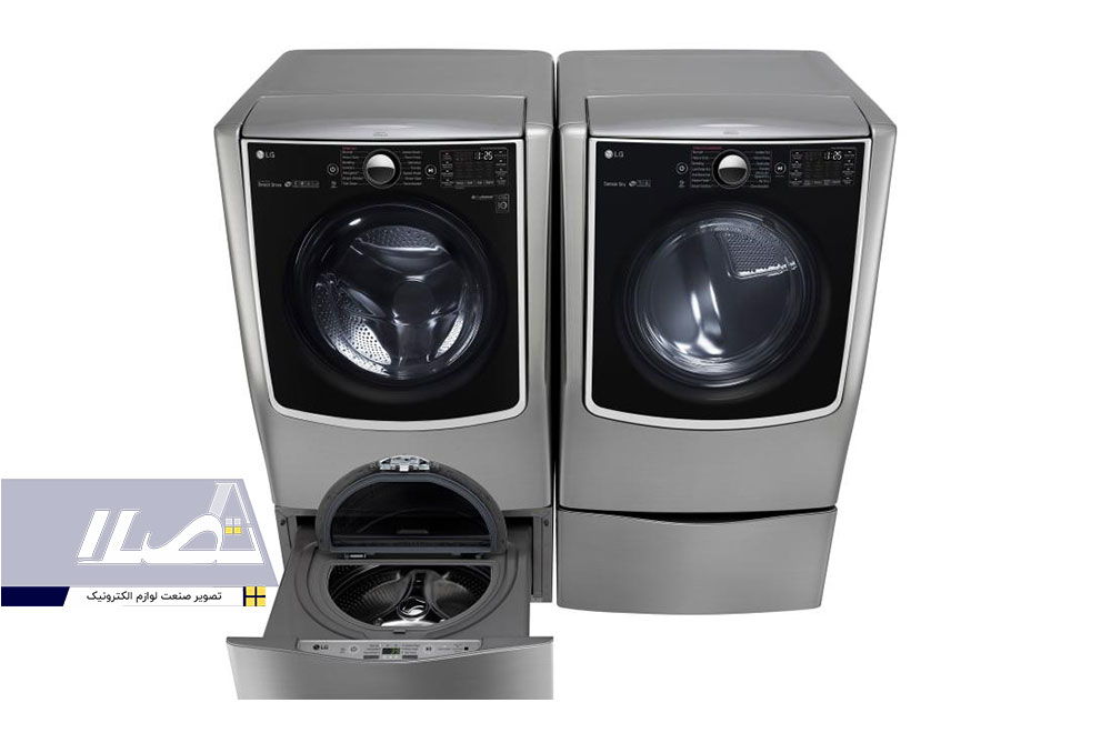 ماشین لباسشویی جدید TWINWash