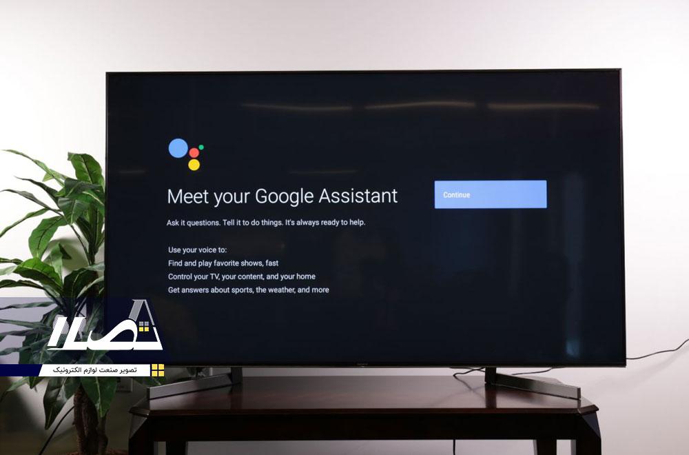 گوگل اسیستنت Google Assistant