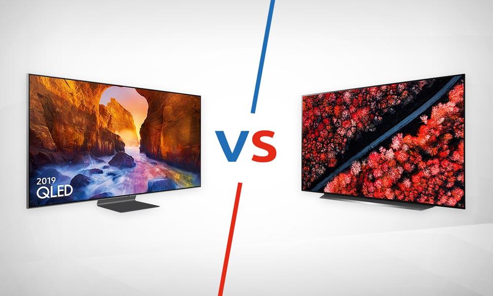 مقایسه تلویزیون الجی با تلویزیونسامسونگ