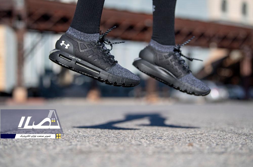 کفش هوشمند آندرآرمر