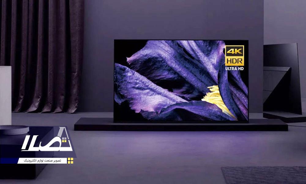 خرید تلویزیون سونی A9G