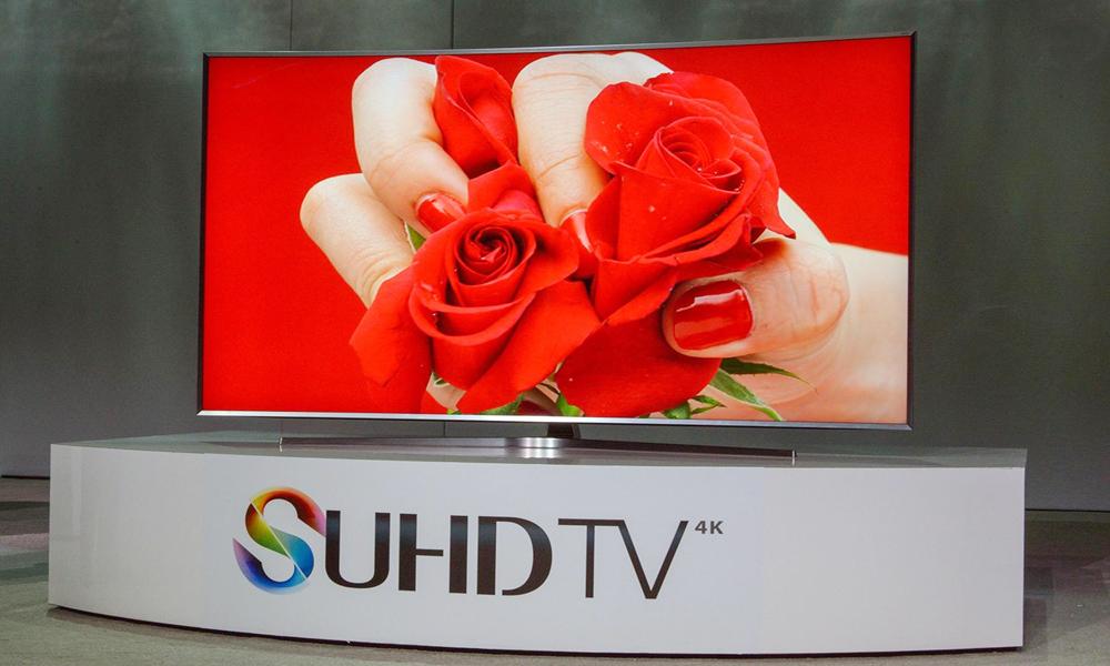 مقایسه تلویزیون ال جی UHD با SUHD