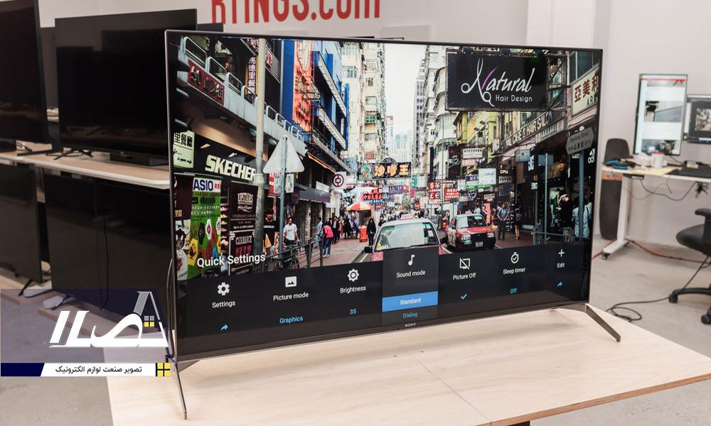 خرید تلویزیون سونی مدل X950H