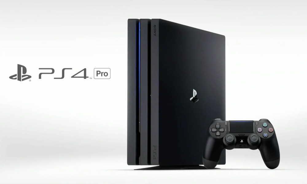 تصویر کنسول بازی PS4 Pro