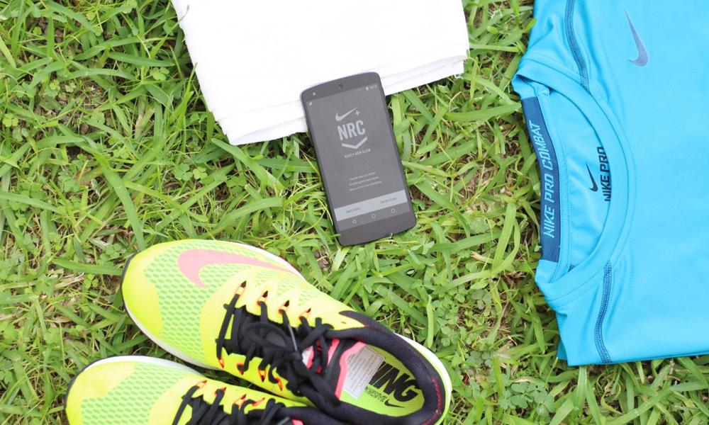 اپلیکیشن Nike Run Club