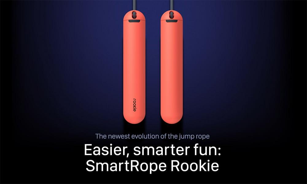 تصویر ابزار و گجت هوشمند ورزشی Tangram Smartrope