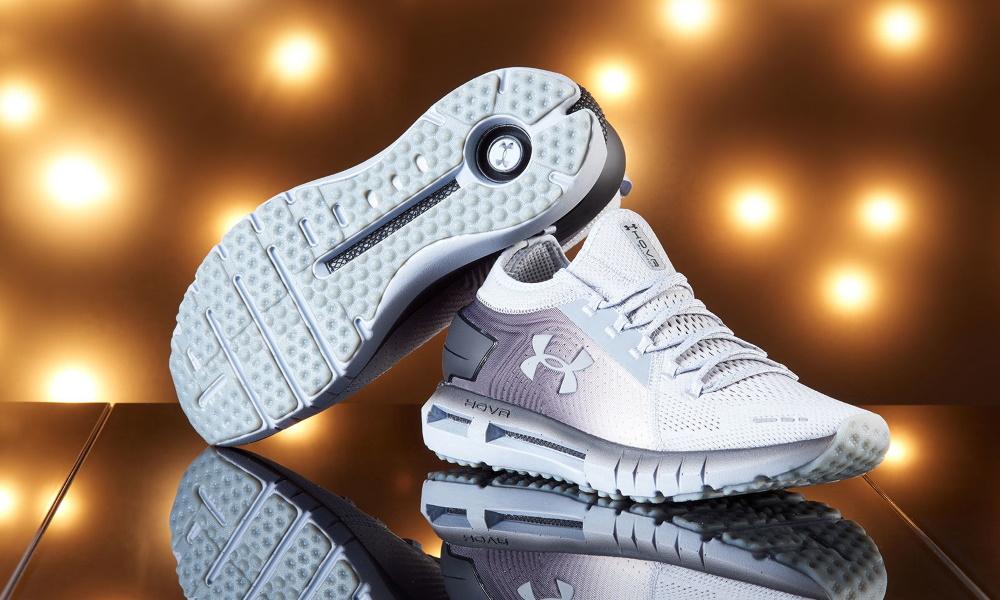 تصویر کفش هوشمند ورزشی HOVR