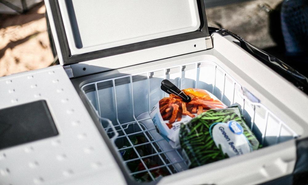 عکس یخچال ماشین Knox Gear