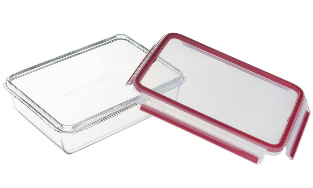 ظرف نگهدارنده شیشه ای غذا