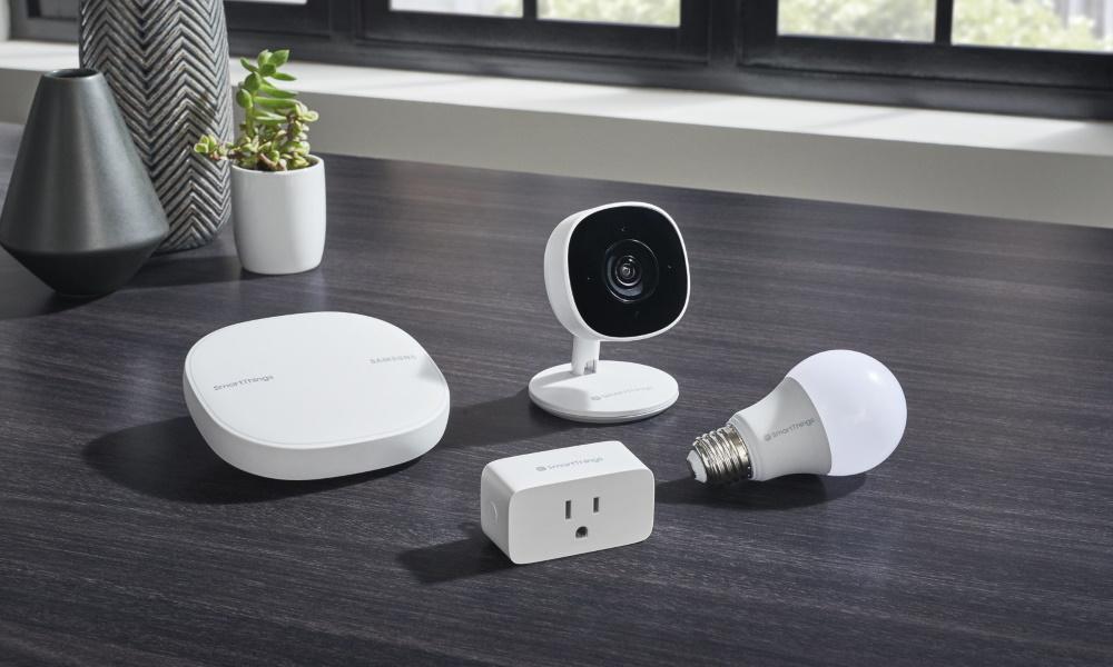 تصویر اینترنت اشیا Samsung SmartThings Hub