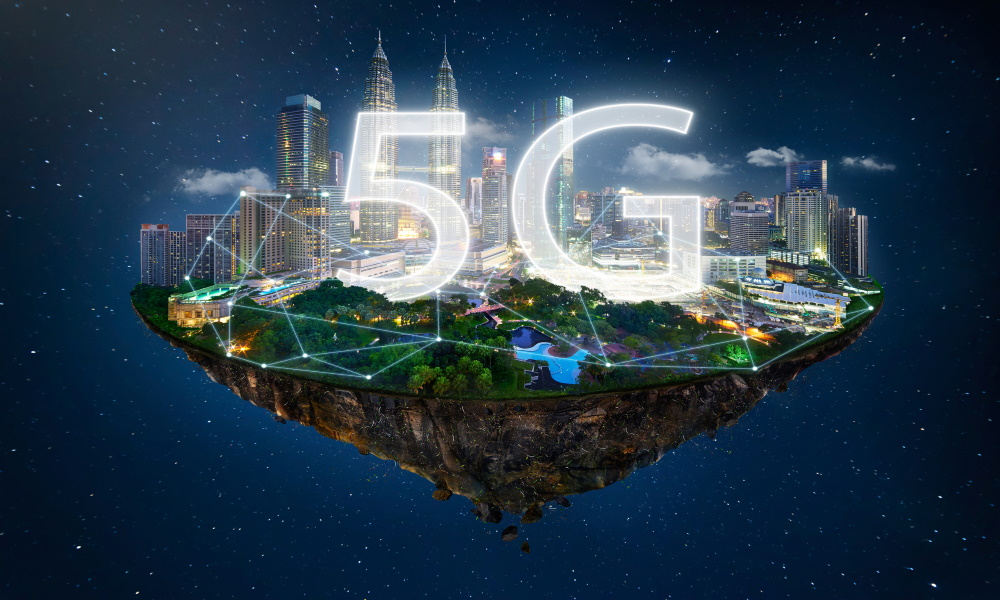 تصویر برای دهکده جهانی با تکنولوژی 5G