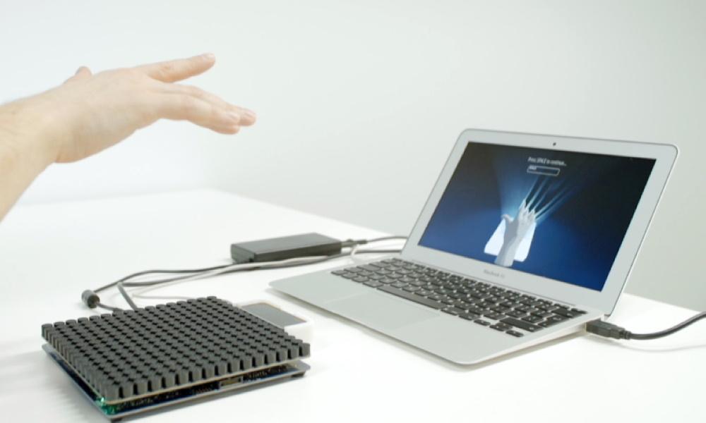 تصویر میانی صفحه نمایش های لمسی