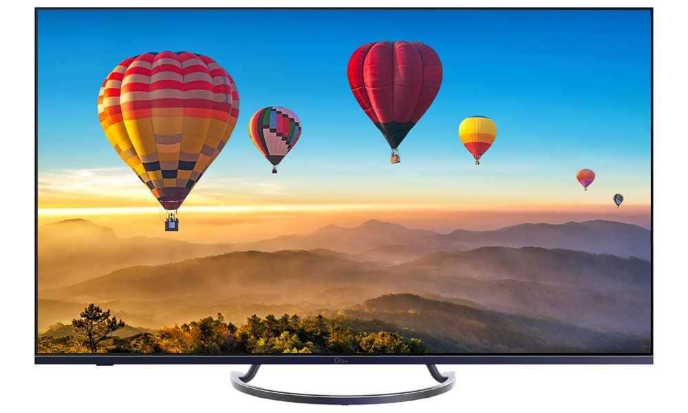تلویزیون 4K جی پلاس مدل KE821S