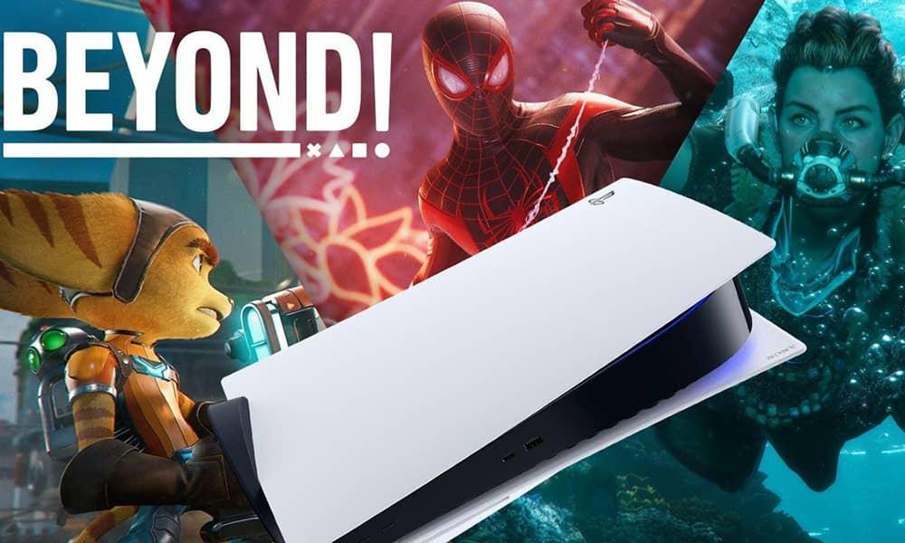 بازی های PS5