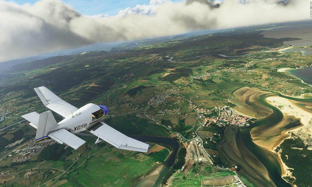 تصویر مربوط به برنامه شبیه ساز پرواز مایکروسافت 3