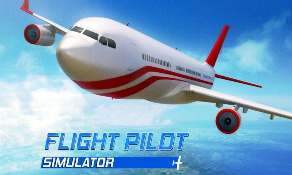 تصویر بازی شبیه ساز پرواز flight Simulator 3d