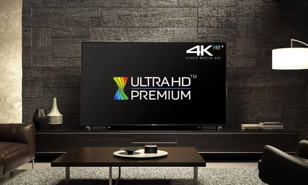 گواهینامه UHD Premium یا UHD Premium Certified