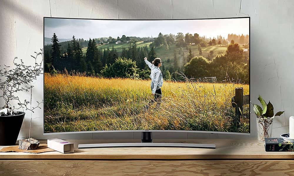 تلویزیونهای 4K LED سامسونگ