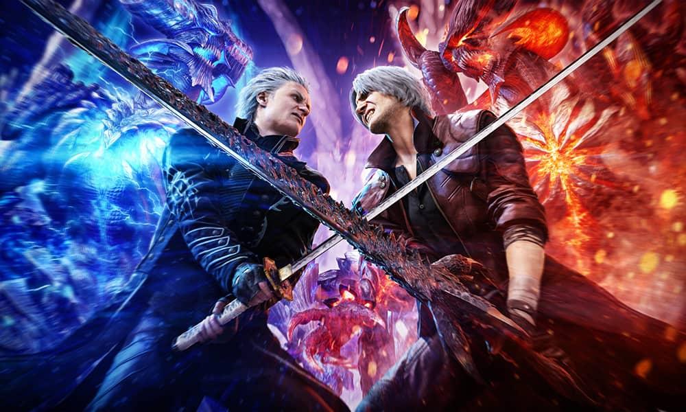 بازی Devil May Cry 5: Special Edition