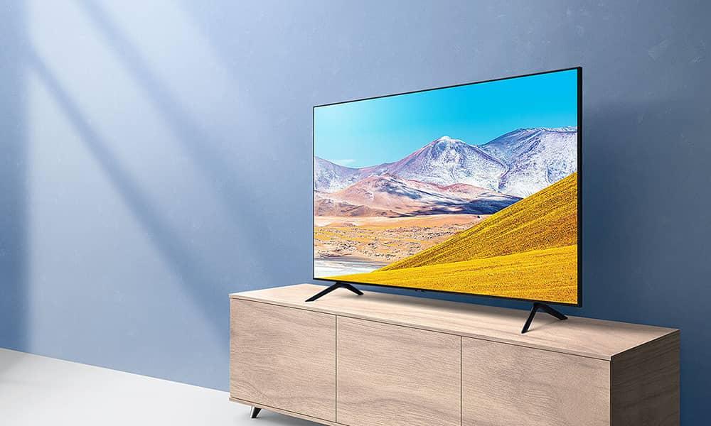 تلویزیونهای 4K کریستالی (Crystal UHD سامسونگ)