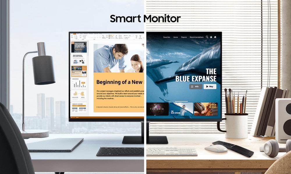 مانیتور هوشمند Smart Monitor سامسونگ