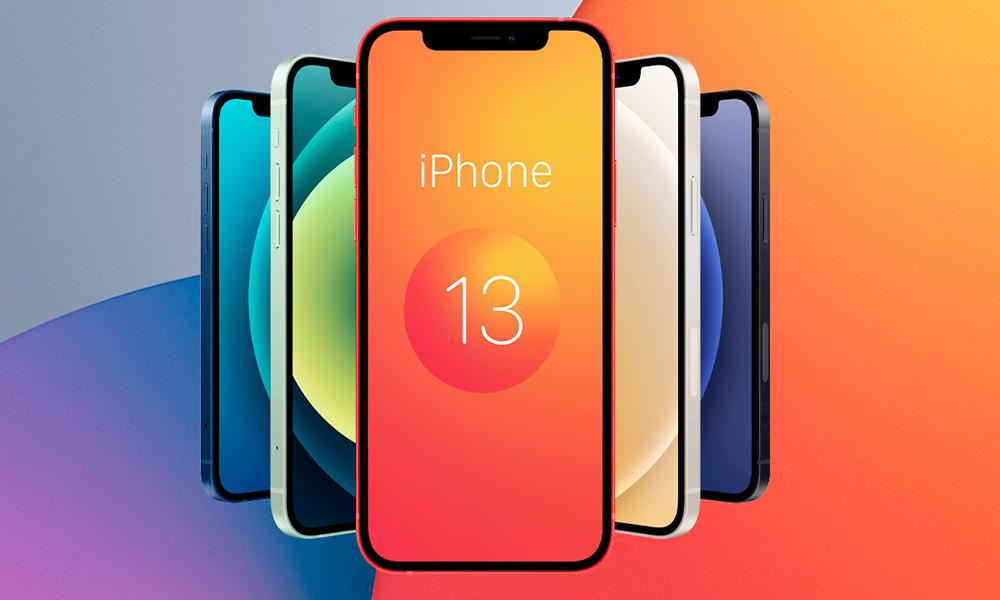 طراحی ظاهری و مشخصات مربوط به صفحه نمایش تعبیه شده در آیفون 13 برند اپل