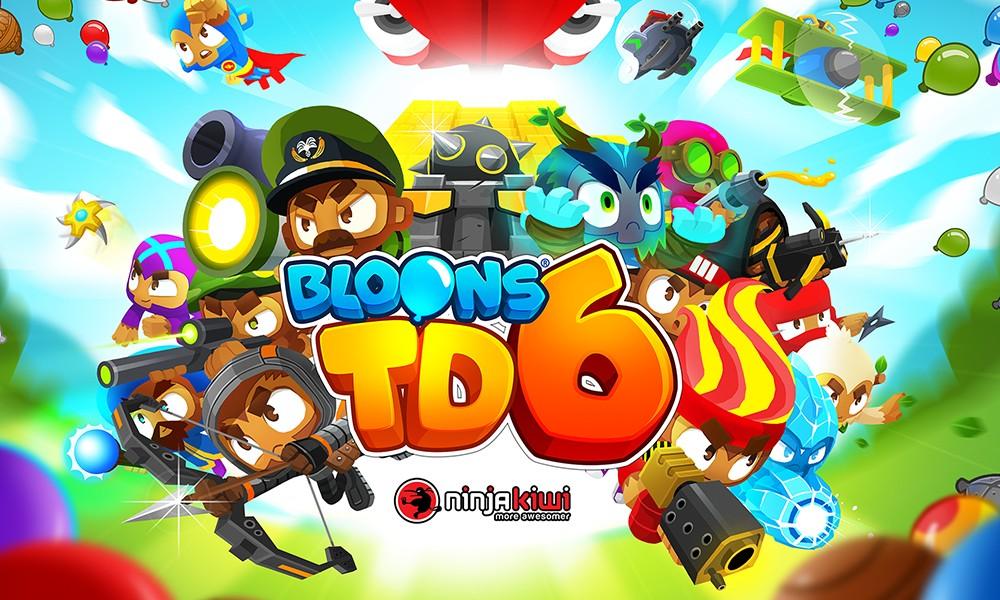 بازی Bloons TD 6