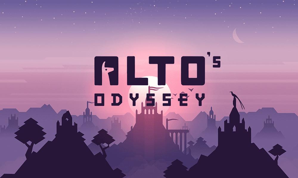 بازی ALto Odyssey