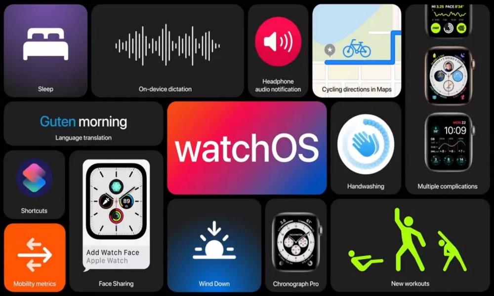 جدیدترین نسخه سیستمعامل Watch OS +سیستمعامل جدید برای ساعتهای هوشمند
