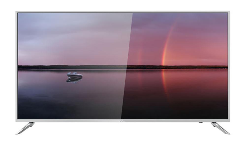 تلویزیون جی پلاس مدل KH512N سایز 55 اینچ+تلویزیون سام یا جی پلاس