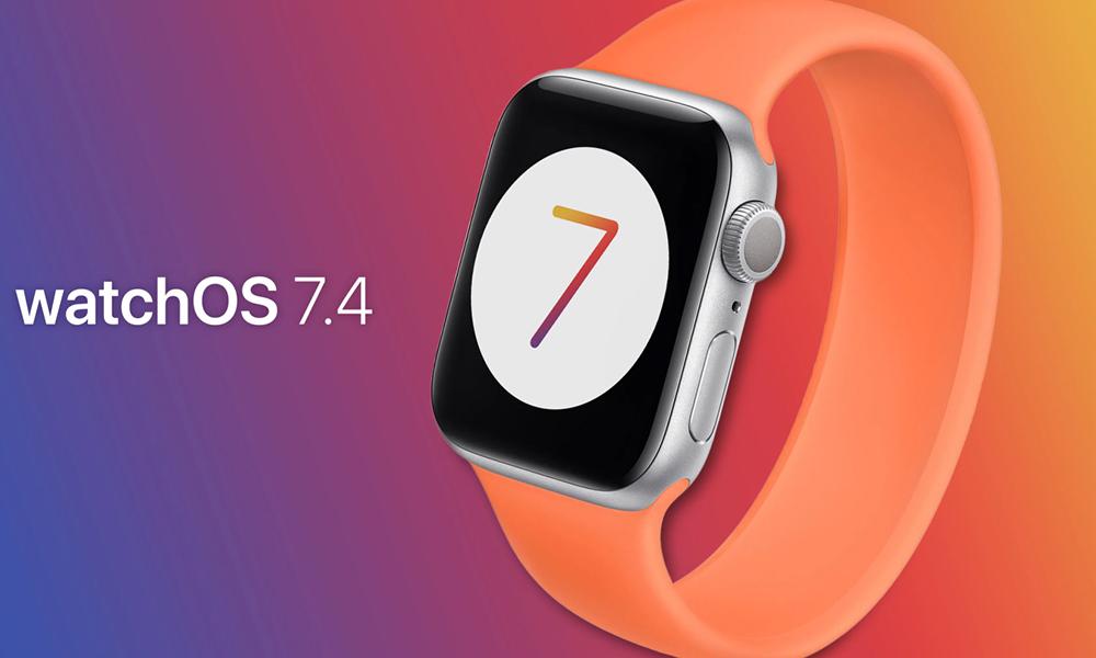 قابلیتها و امکانات نسخه 7.4 سیستمعامل Watch OS
