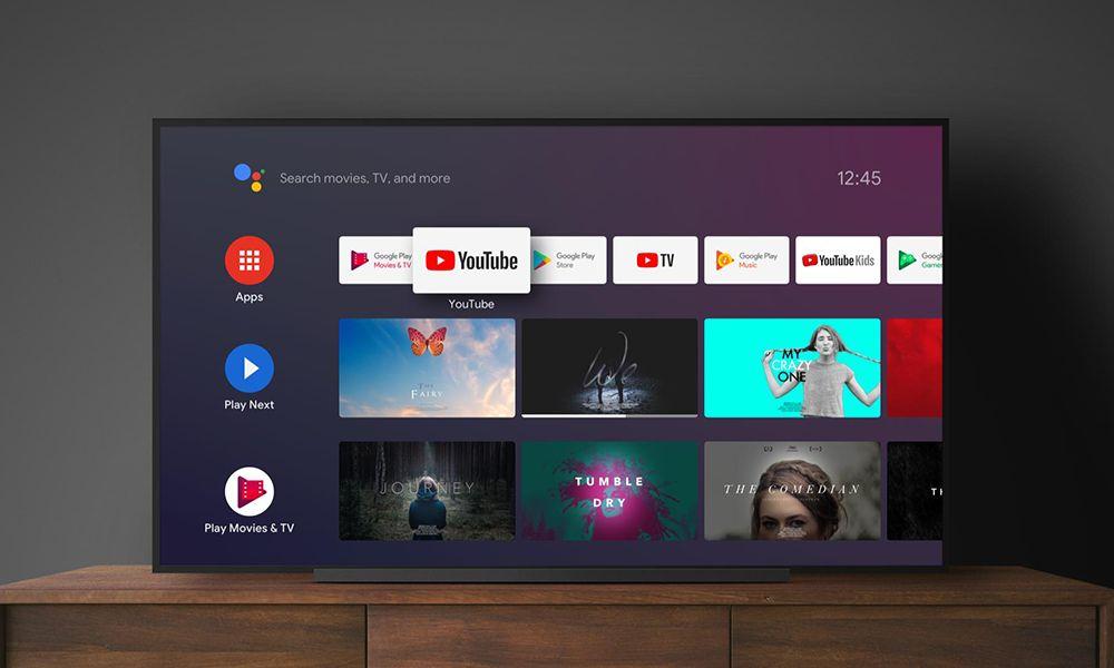 اندروید تی وی+ تلویزون 32 اینچ