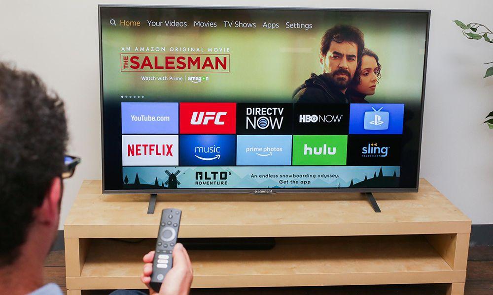 فایر تی وی ادیشن (Fire TV Edition)_سیستم عامل تلویزیون