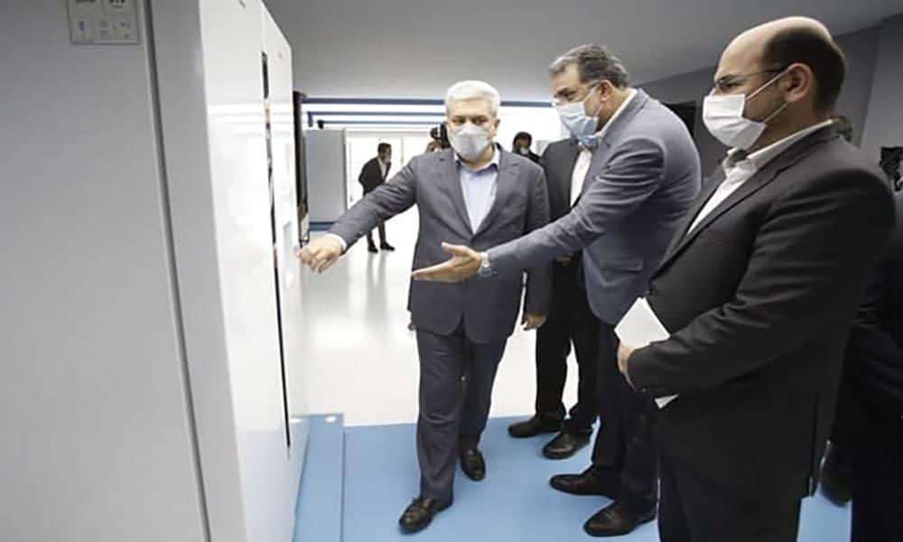 افتتاح مرکز نوآوری دیپیو