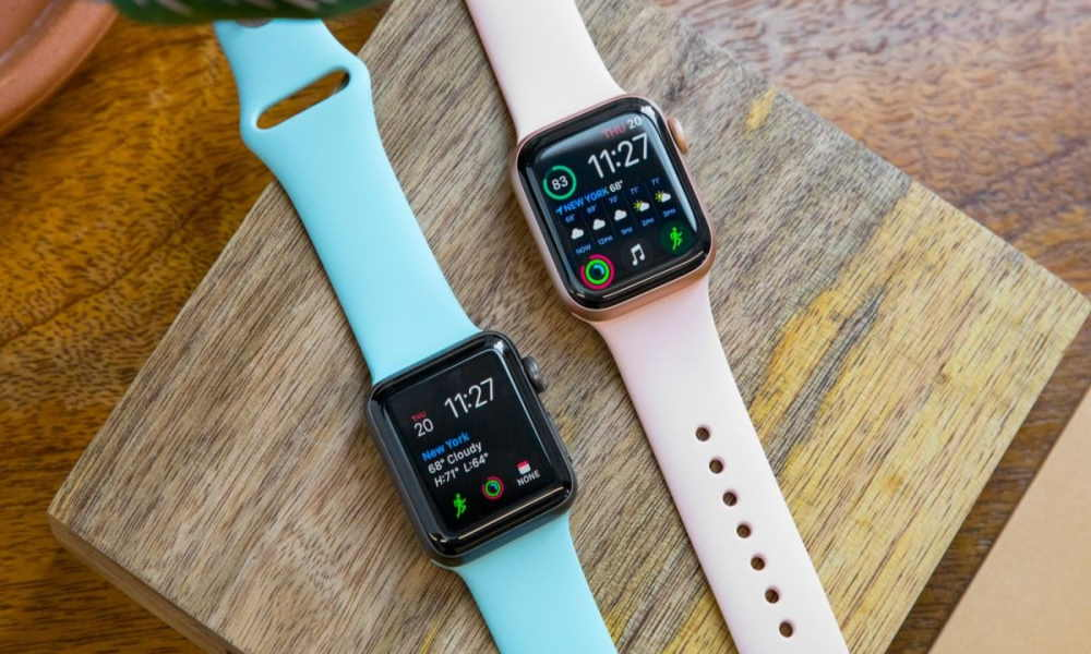 تصویر میانی اپل واچها و ساعتهای هوشمند دیگر
