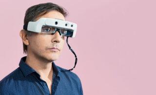 کاربرد هدست واقعیت مجازی اپل برای نابینایان چیست؟