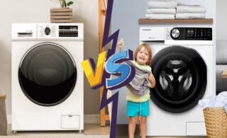لباسشویی پاکشوما خوبه یا ماشین لباسشویی امرسان؟