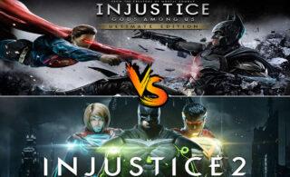سفر به دنیای ابرقهرمانان با دانلود بازی injustice 2