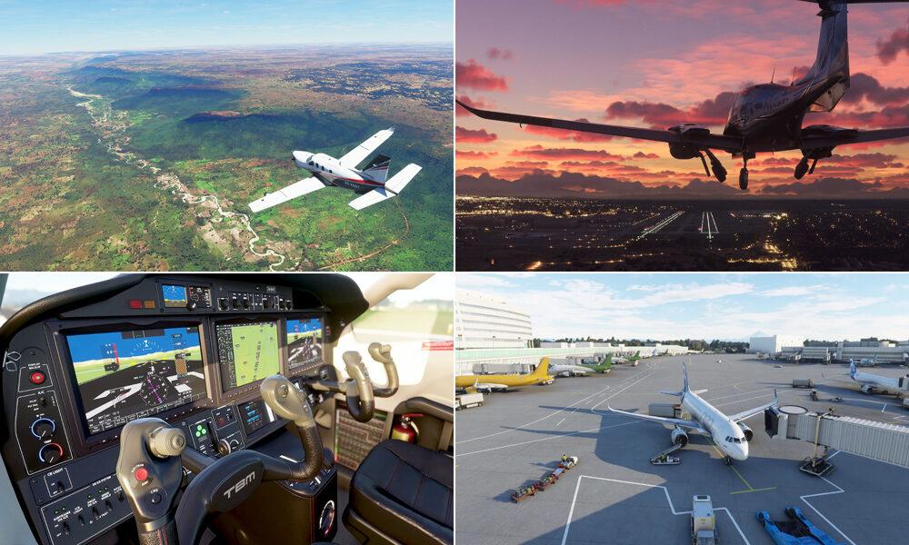 تجربه پرواز با واقعیترین برنامههای شبیهساز پرواز