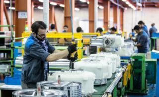 جهش تولید ۷۸ درصدی در صنعت لوازم خانگی