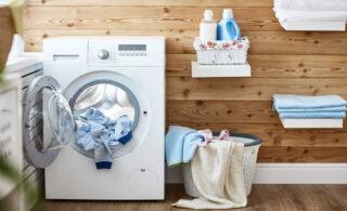۱۰ علت تمیز نشدن لباس در لباسشویی