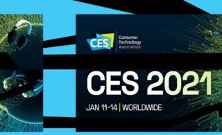رونمایی از عینک هوشمند لنوو در  CES ۲۰۲۱