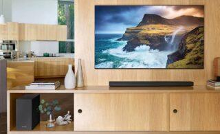 تلویزیونهای پرچمدار سامسونگ چه امکاناتی دارد؟